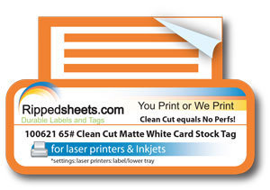 Clean Cut Cardstock