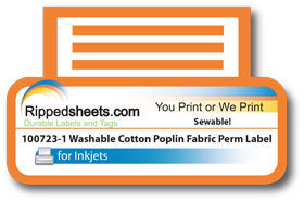 washable cotton poplin