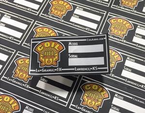 101690 Dead Soft Aluminum Labels