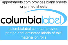 columbialabel roll labels