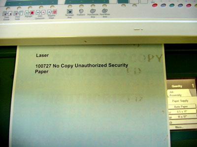 100727 No Copy Unauthorized Pantograph Background